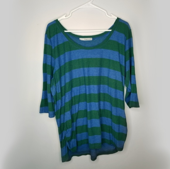 Maurices Tops - Maurice's striped top